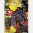 WINE SPECTATOR September 2003 Magazine PINOT NOIR How American Vintners Mastered Elusive Grape