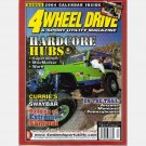 4 WHEEL DRIVE SPORT UTILITY December 2003 Magazine Extreme Samurai Currie Anti rock swaybar