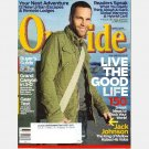 OUTSIDE March 2008 Magazine Jack Johnson Heidi Cullen SIENNA MILLER Edward Norton