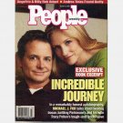 PEOPLE WEEKLY March 25 2002 Magazine MICHAEL J FOX Incredible Journey TRACY POLLAN Andrea Yates