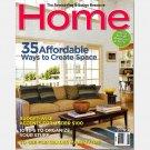 HOME September 2008 Magazine Candace Olson Randy Lipnick Christopher Richartz Dennis Stevens