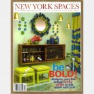 NEW YORK SPACES Vol 4 No 5 2007 Magazine Allen Schwartz SPOTLIGHT LIVE James Rixner Eric Lysdahl