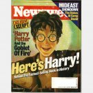 NEWSWEEK July 17 2000 Magazine HARRY POTTER AND THE GOBLET OF FIRE