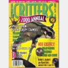 Critters USA 2000 Annual Volume 5 Special Anniversary Collectors Edition Sugar Gliders Degus Ferrets