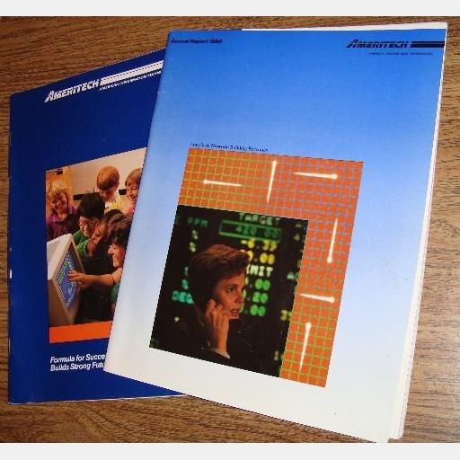 AMERITECH Annual Report 1986 1988