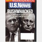 U.S. News & World Report November 7 2005 Magazine BUSHWACKED White House darkest hour Vol 139 No 17