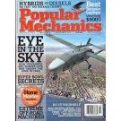 POPULAR MECHANICS February 2005 Magazine Vol 182 No 2 Eye in Sky unmanned spy planes Super Bowl