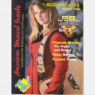 American Musical Supply AMS Spring 1995 Catalog TRISHA YEARWOOD COVER