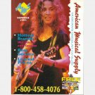 American Musical Supply AMS Summer 1995 Catalog SHERYL CROW COVER