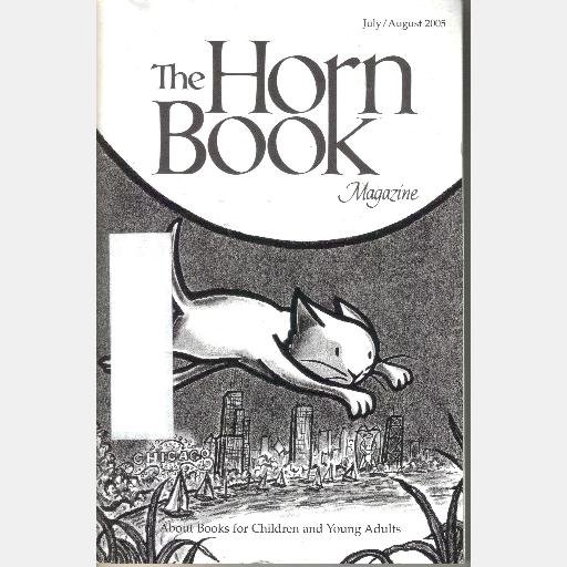 The Horn Book July August 2005 Volume 81 Issue 4 Magazine Kevin Henkes cover art