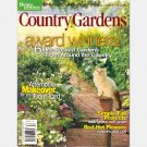 BETTER HOMES AND GARDENS SPECIAL INTEREST Country Gardens Magazine FALL 2003 Vol 12 No 4