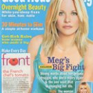 Good Housekeeping April 2003 Magazine Meg Ryan Cover Jackie Kallen Queen Noor