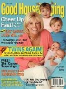 Good Housekeeping July 2005 Magazine Volume 241 No 1 JOAN LUNDEN Michael Bolton