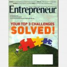 Entrepreneur January 2007 Magazine 28th Annual Franchise 500 Challenges Survey
