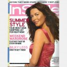 INSTYLE July 2004 In style Magazine Catherine Zeta-Jones Lori Loughlin Alanis Morissette