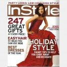 INSTYLE December 2004 Magazine Renee Zellweger Wilmer Valderrama Melina Kanakaredes Vivienne Tam