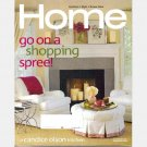 HOME September 2005 Magazine Candace Olson Kitchen Leslie May Long Island modified center hall plan
