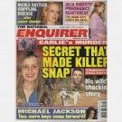 THE NATIONAL ENQUIRER February 24 2004 Julia Roberts Pregnancy Carlie Brucia Michael Jackson