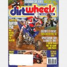 DIRT WHEELS DIRTWHEELS November 2007 Magazine RAPTOR 250 Thunder Cat 1000 SUZUKI LT-R450 Grizzly 350