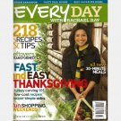 EVERY DAY EVERYDAY WITH RACHAEL RAY November 2007 Rachel Magazine