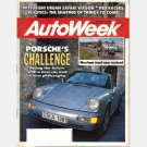 AUTOWEEK December 19 1988 Magazine PORSCHE Carrera 4 MITSUBISHI MONTERO Urban Safari Wagon