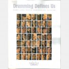 REMO DRUM CATALOG 2000 WORLD PERCUSSION CATALOG Drumming Defines Us Allesandra Belloni Arthur Hull