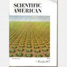 SCIENTIFIC AMERICAN November 1977 Volume 237 No 5 Drip Irrigation Paleolithic Flint Fertilization
