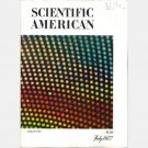 SCIENTIFIC AMERICAN July 1977 Volume 237 No 1 Compound Insect Eye Ommatidia Mars atmosphere