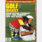 GOLF DIGEST July 1987 PAYNE STEWART Monkey Jack Nicklaus Most Memorable Shot Watson Fundamentals