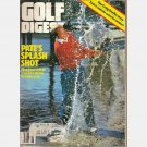 GOLF DIGEST June 1982 Magazine CRAIG STADLER STORY Jerry Pate Splash Shot DAVID GRAHAM