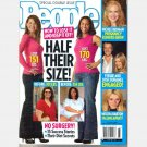 PEOPLE January 14 2008 Vol 69 No 1 HALF THEIR SIZE Nicole Kidman Pregnancy Mischa Barton Nancy Grace