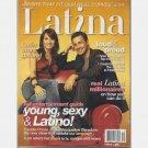 LATINA October 2005 Magazine Freddie Prinze Jr Jacqueline Obradors