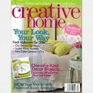 BETTER HOMES GARDENS CREATIVE HOME Magazine SPRING 2009 Special Interest Collection GRETCHEN JOHNSON