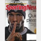 SPORTING NEWS November 23 2009 magazine CHAD OCHOCINCO QUIET PLEASE