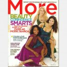 MORE November 2005 Magazine Angela Paul Cynthia Gouw Thea Kelly Angela Himsel Electra Shelton