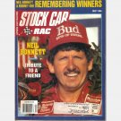 STOCK CAR RACING May 1994 Magazine Remembering NEIL BONNETT RODNEY ORR Steve Marlin Daytona