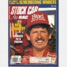 STOCK CAR RACING May 1994 Magazine Remembering NEIL BONNETT RODNEY ORR Steve Marlin Daytona