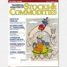 TECHNICAL ANALYSIS OF STOCKS & COMMODITIES September 2005 magazine Vol 23