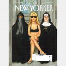 THE NEW YORKER July 30 2007 Girls will be girls Anita Kunz GUSTAVE COURBET