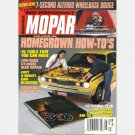 HIGH PERFORMANCE MOPAR May 1997 Magazine 340 69 DART 440 69 Roadrunner 2.5L 89 Acclaim