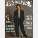 COUNTRY MUSIC May June 1996 Magazine Randy Davis Billy Dean Poster TERRI CLARK James House