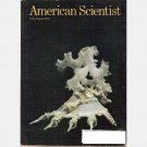 AMERICAN SCIENTIST July August 1978 Vol 66 Sociology Nobel Prize Beers Wines Old New England