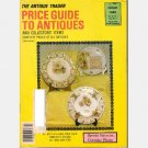 ANTIQUE TRADER PRICE GUIDE TO ANTIQUES AND COLLECTORS ITEMS FEBRUARY 1989 Focus Calendar Plates