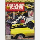 Popular Cars the Complete Street Machine Magazine September 1985 Saleen Mustang