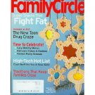 FAMILY CIRCLE November 29 2005 Magazine Stained glass cookie ornaments
