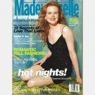 MADEMOISELLE NOVEMBER 1997 Magazine NICOLE KIDMAN cover