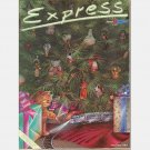 AMTRAK EXPRESS December 1981 Under the Tree Jay Vigon Margo Nahas Alexander Gudanov