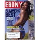 EBONY July 2008 Magazine Serena Wiliams Kerry Washington Lalah Hathaway