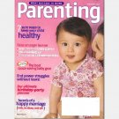 Parenting September 2006 Magazine Keep Child Healthy Raise Eager Learner End Power Struggles