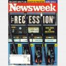 NEWSWEEK June 16 2008 Magazine A New Kind of Recession Death in Pakistan NERD GIRLS